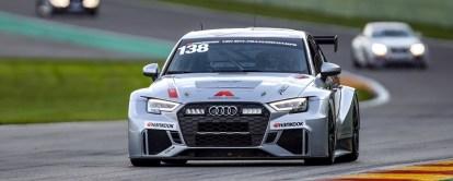 Erik Holstein Audi RS3 Spa 2018