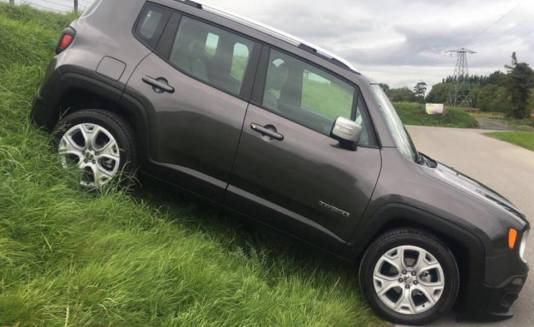 Jeep Renegade 2018e