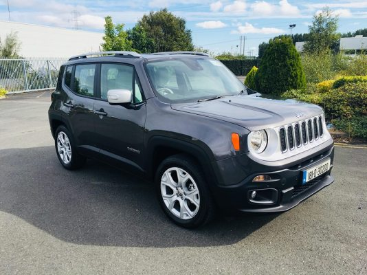 Jeep Renegade 2018f