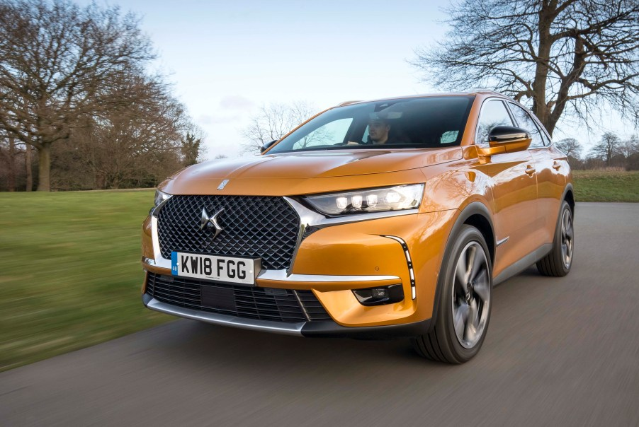 DS7 Crossback a