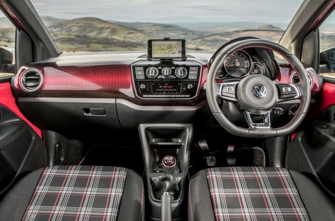 VW up! GTI c