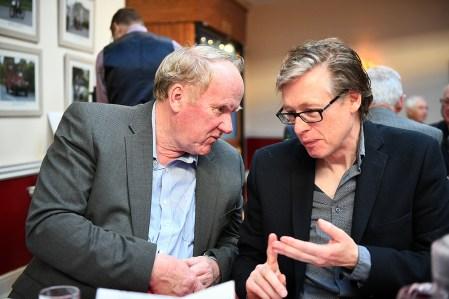 Eddie Fitzgerald and Declan Quigley