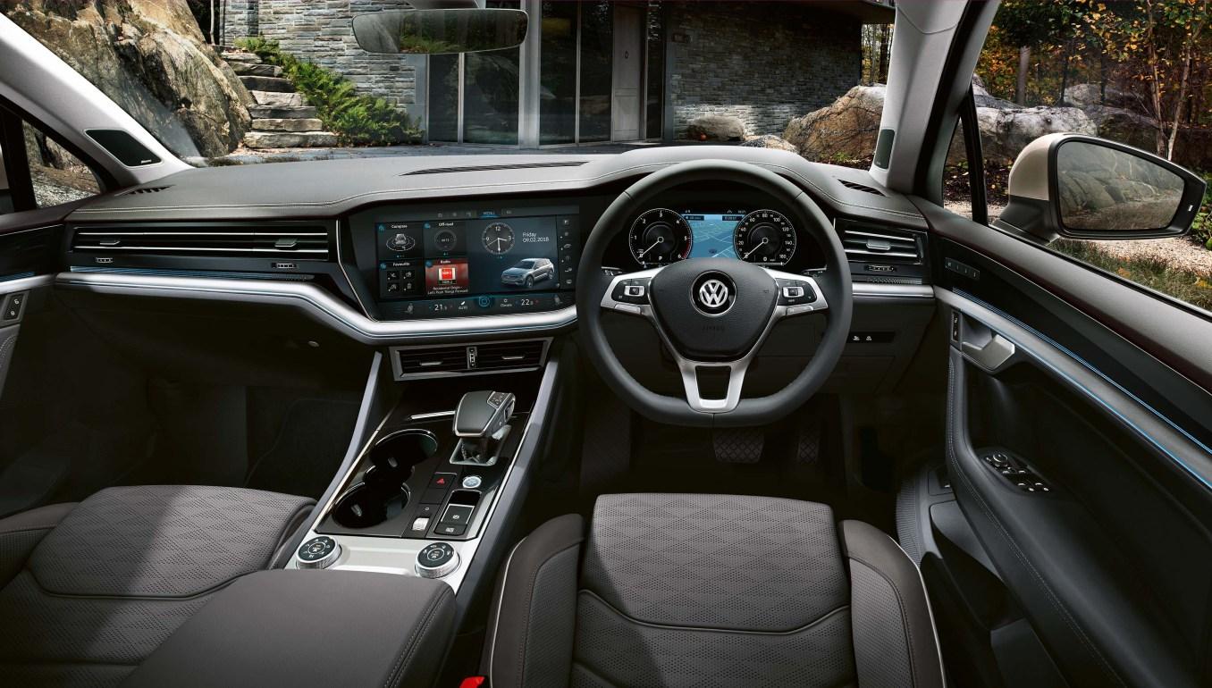 VW Touareg c