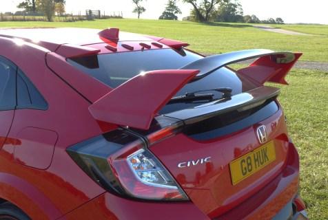 Honda Civic Type-R d