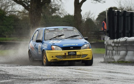 Michael Barrable had an impressive IRX debut
