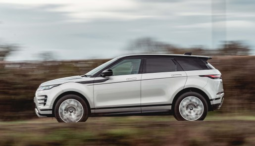 new Range Rover Evoque c