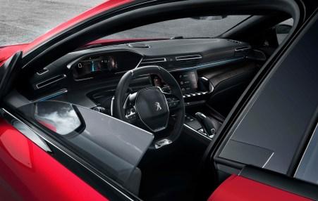 Peugeot 508 GT Line e