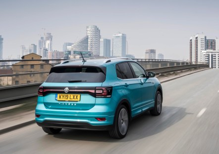 VW T-Cross b