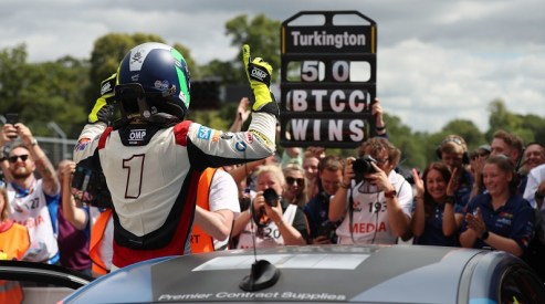 Turkington Win 2019 Oulton