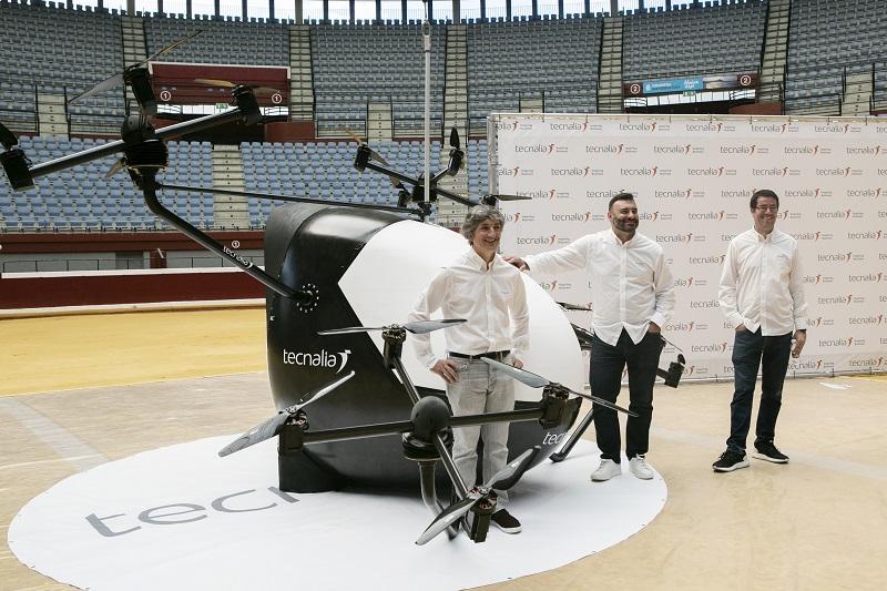 Iñaki Iglesias Aguinaga - Head of Technology and Innovation Futurist - TECNALIA ELECTRIC AIRCRAFT LAB