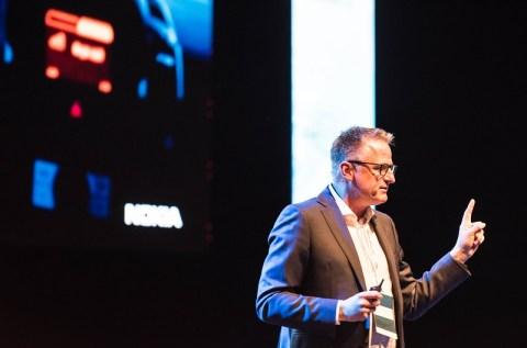 Martin Beltrop - Senior Director Portfolio Management, Nokia Enterprise at Nokia at Electronomous 2019