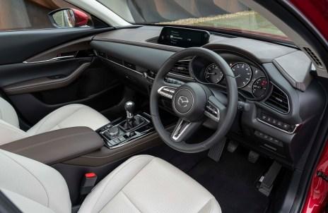 Mazda CX-30 d