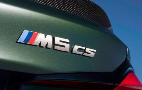 BMW M5 CS f