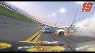 Best in-car cameras from Daytona's 'Big One'
