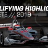 2019 NTT IndyCar Series: St. Pete Qualifying Highlights