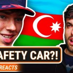 The Internet's Best Reactions To The 2019 Azerbaijan Grand Prix
