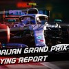 Qualifying Report: Azerbaijan