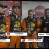 Crew Call: No. 19 team sticks together after early wreck