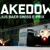 2019 Julius Baer Swiss E-Prix | Formula E Cars On Track For The First Time