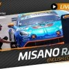 Race 2 – MISANO – GT4 – EUROPEAN SERIES 2019 – ENGLISH LIVE
