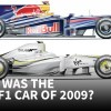 Why Red Bull had a better F1 car than Brawn in 2009