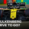 Did a Driver of Hulkenberg's Quality Deserve To Go?