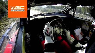 WRC – Rally Sweden 2020: Onboard compilation Toyota