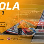 Imola – GT4 Europe – RACE 1 – TV Highlights