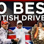 The 10 Best British F1 Drivers Of All Time