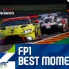 Total 6 hours of Spa-Francorchamps 2020 – Free Practice 1 Best Moments
