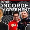 What is the F1 Concorde Agreement?