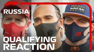 2020 Russian Grand Prix: Drivers React After Qualifying
