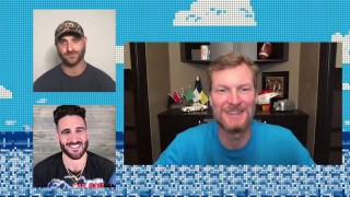The Kyle Long Show: The land of the three, Dale Earnhardt Jr., Austin Dillon join | Episode 3