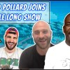 Bernard Pollard talks racing and Pro Football | The Kyle Long Show Episode 4