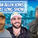 Chargers wide receiver Keenan Allen joins the Kyle Long Show | Episode 6