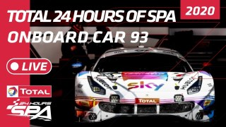 LIVE – SUPER POLE – ONBOARD CAR 93 – Tempesta Racing Ferrari