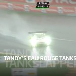 Nick Tandy's Eau Rouge Tankslapper!   Total 24 Hours of Spa 2020