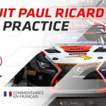 FREE PRACTICE – Paul Ricard – GTWC EUROPE 2020 – FRENCH