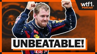 The Sebastian Vettel record no F1 driver will EVER beat