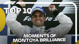 Top 10 Moments of Juan Pablo Montoya Brilliance