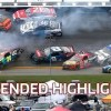 Big wrecks, wild finish and a surprise winner Daytona 500 Extended Highlights | NASCAR