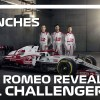 Raikkonen, Giovinazzi and Kubica Unveil the Alfa Romeo C41
