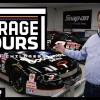 Richard Childress tours the RCR museum and his Dale Earnhardt Sr. collection: NASCAR Garage Tour