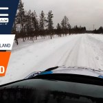 Full 360° Onboard Drive – Adrien Fourmaux M-sport Ford @ Arctic Rally Finland – WRC 2021