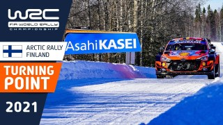 Asahi KASEI Turning Point: WRC Arctic Rally Finland – Powered by Capital Box
