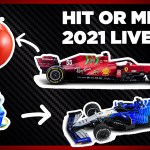 Hit or Miss? We Rate The 2021 F1 Liveries