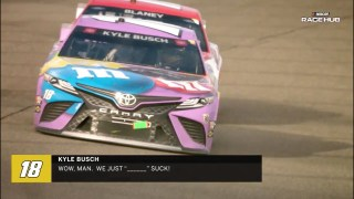 'We just (expletive) suck!' NASCAR RACE HUB'S Radioactive from Homestead | NASCAR Cup Series