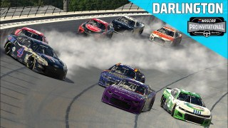 First race with Next Gen | eNASCAR iRacing Pro Invitational Series: Darlington | Full Race Replay