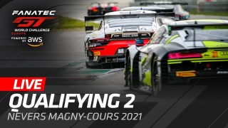 QUALIFYING 2 | MAGNY COURS | GT WORLD CHALLENGE EUROPE – ENGLISH