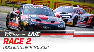 RACE 2 |  HOCKENHEIMRING | FANATEC GT2 EUROPEAN SERIES |